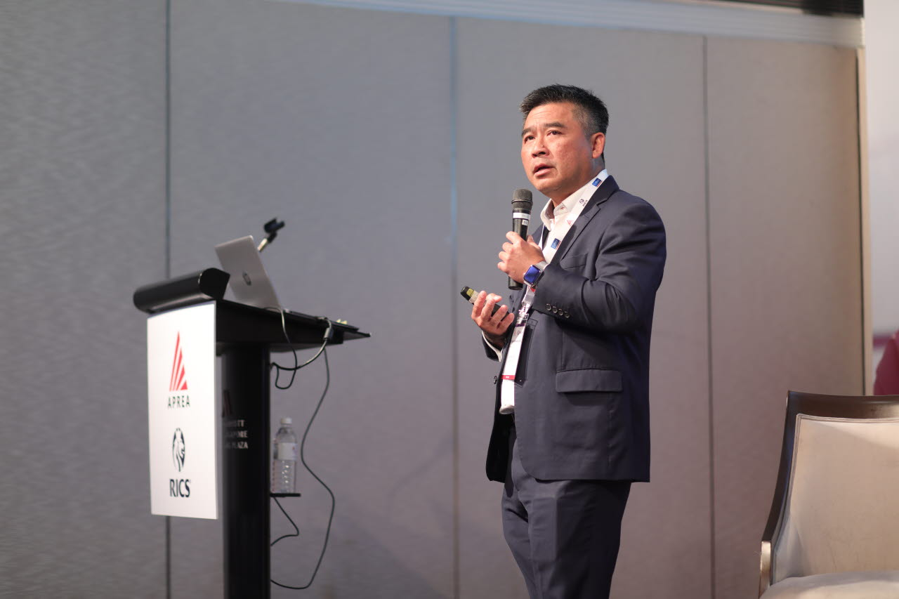Bryan Ong at PropTech Innovate 2019