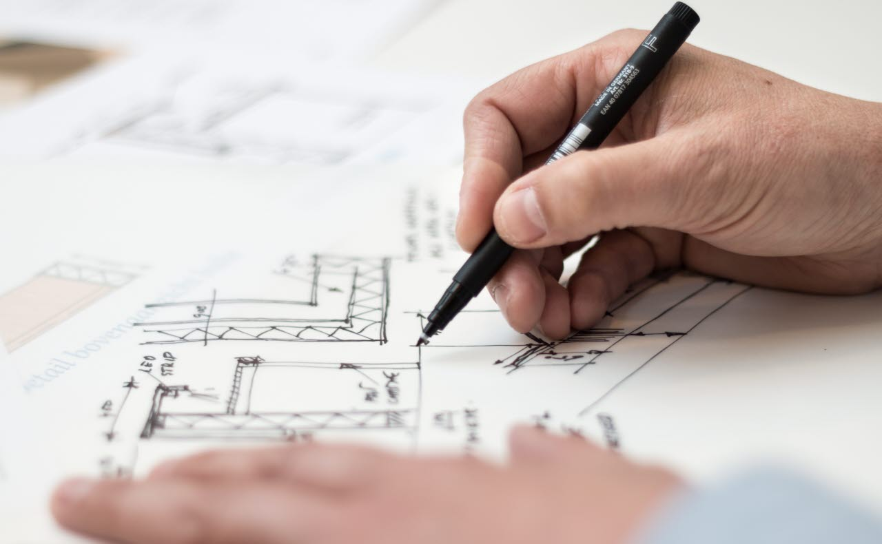 architect data sketch