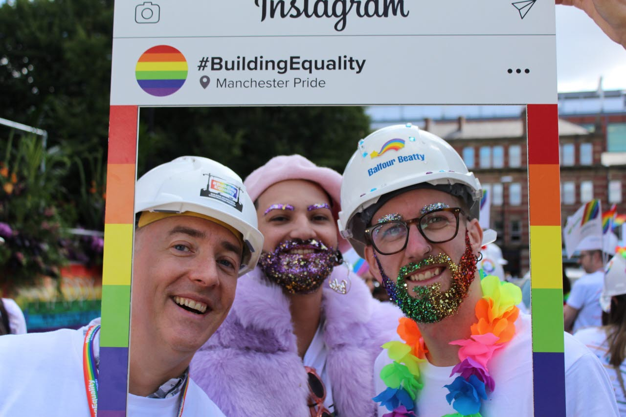 Building Equality-Pride