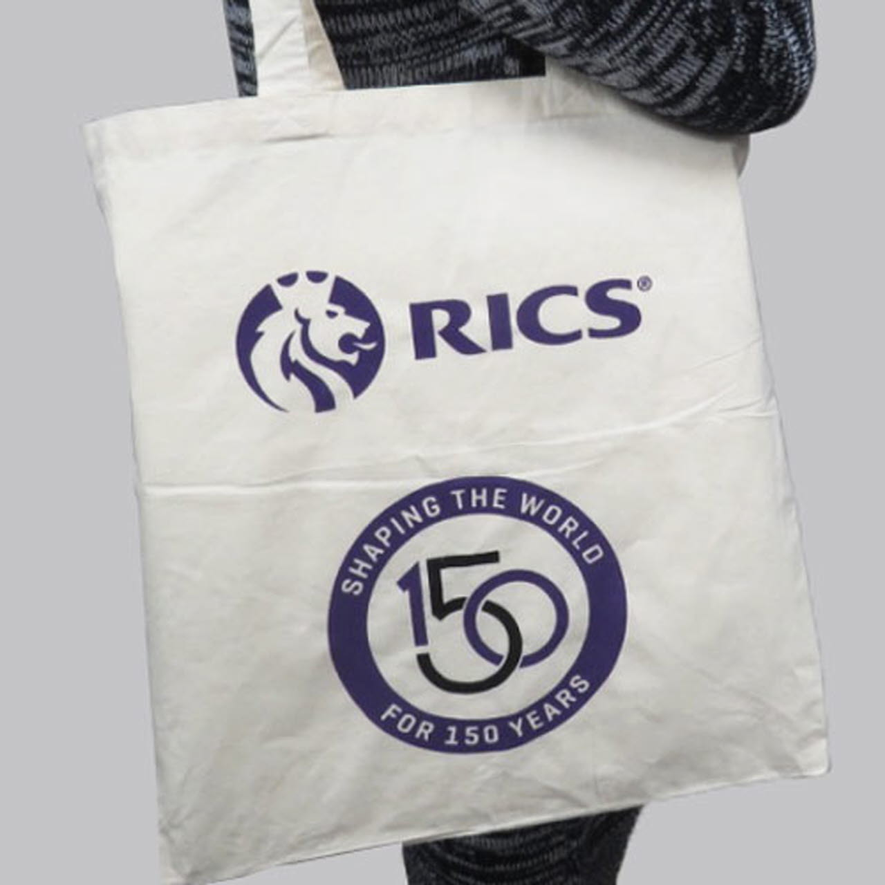 RICS 150 Cotton Bag