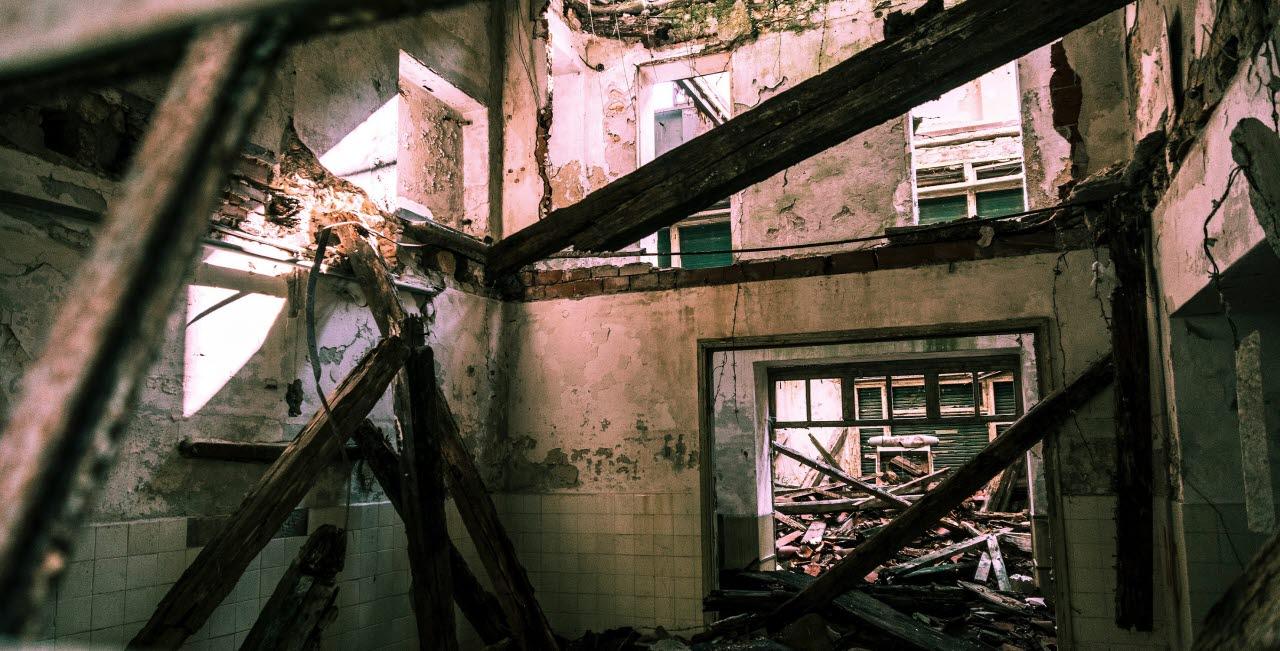 Abandoned, building, earthquake, pexels, 030818, mb