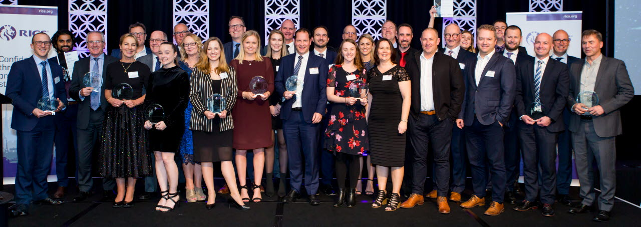 RICS New Zealand Awards 2019