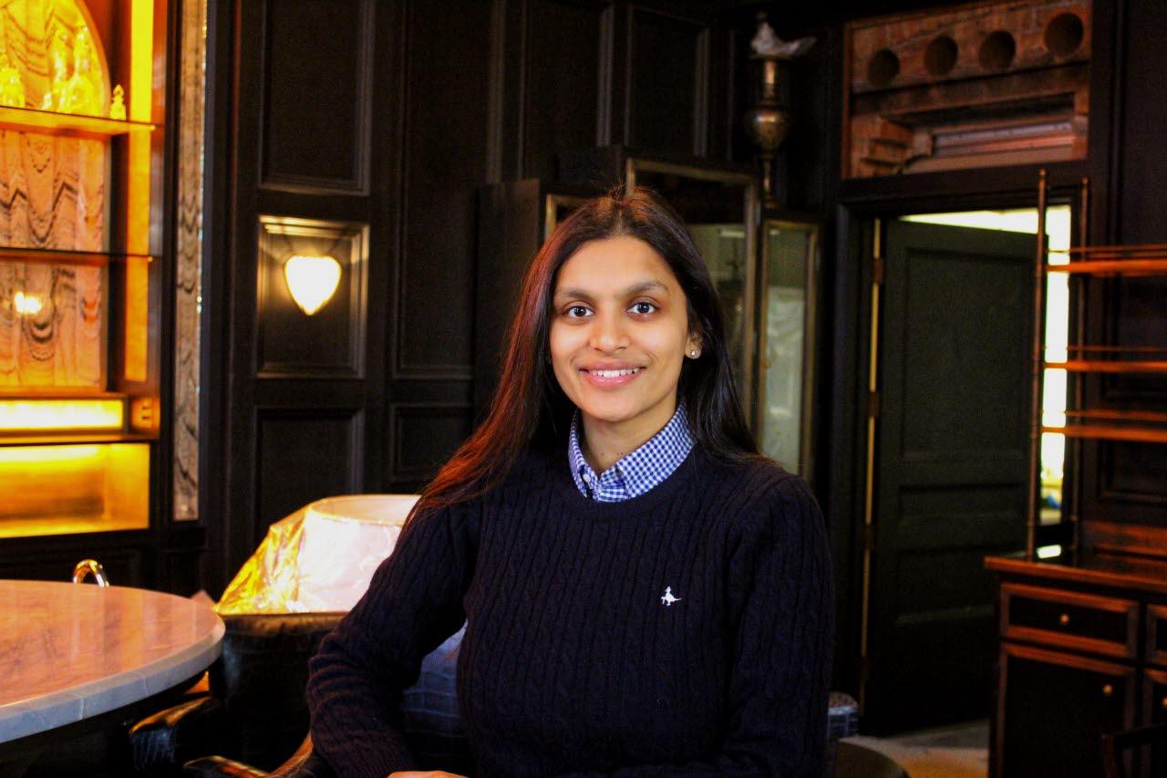 Anjali Pindoria