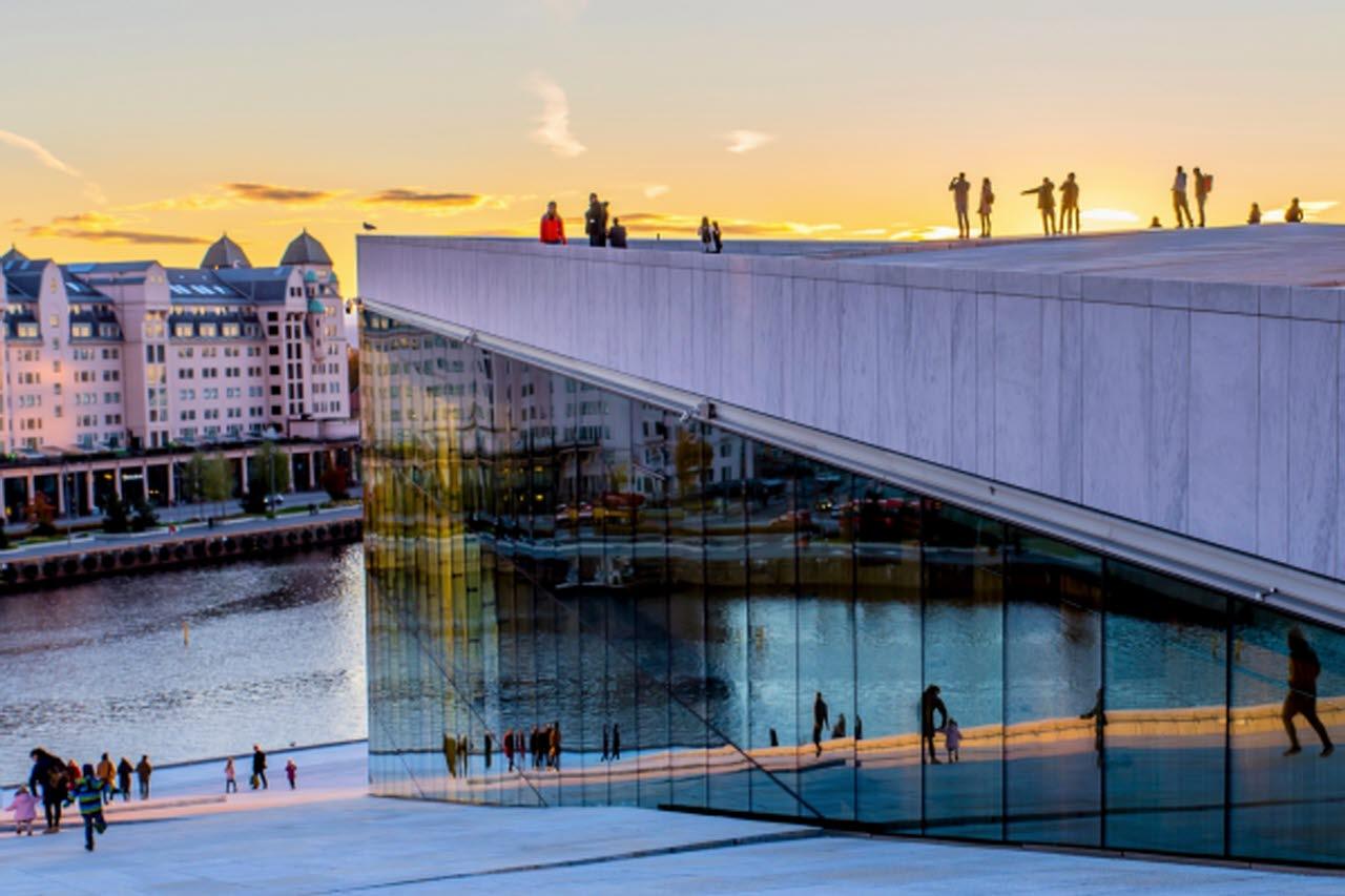 Modern architecture, Oslo