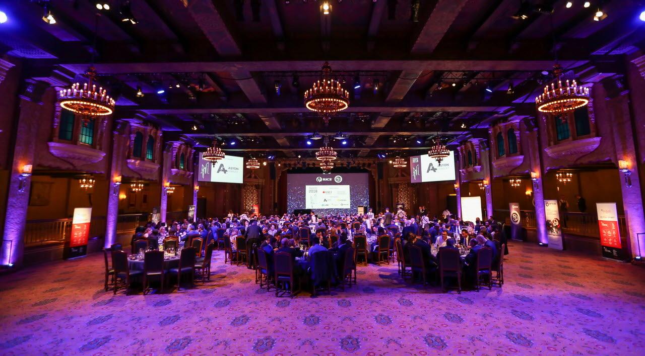 RICS Awards Australia 2018