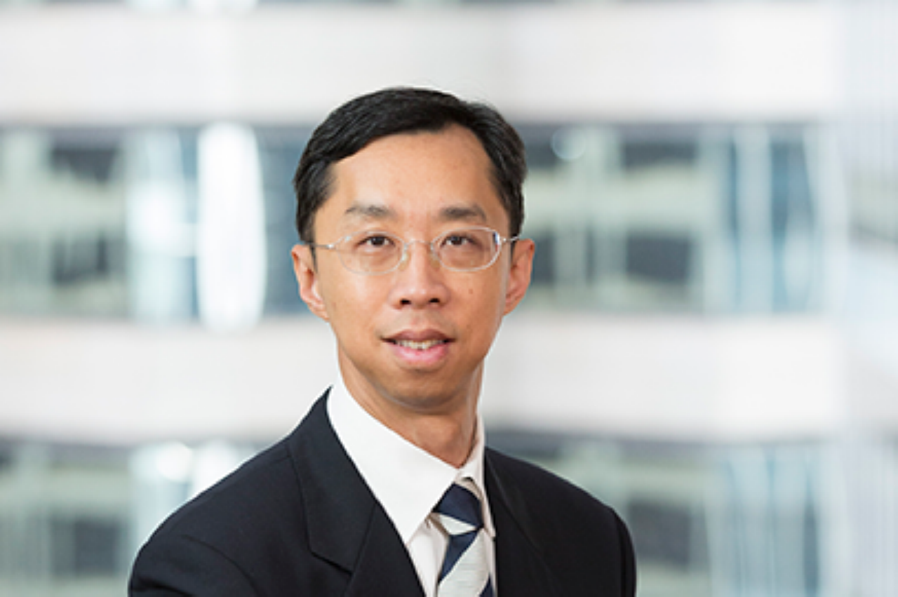 Albert Wong, PricewaterhouseCoopers Limited