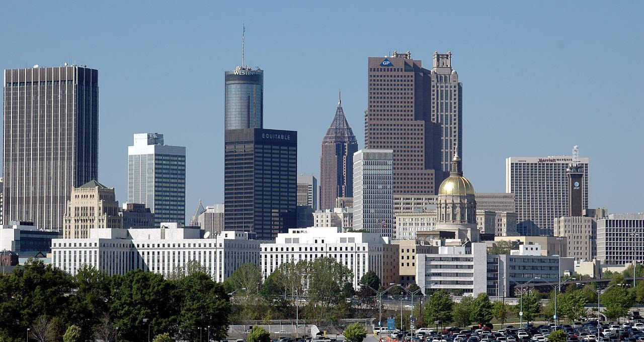 Atlanta, Georgia city