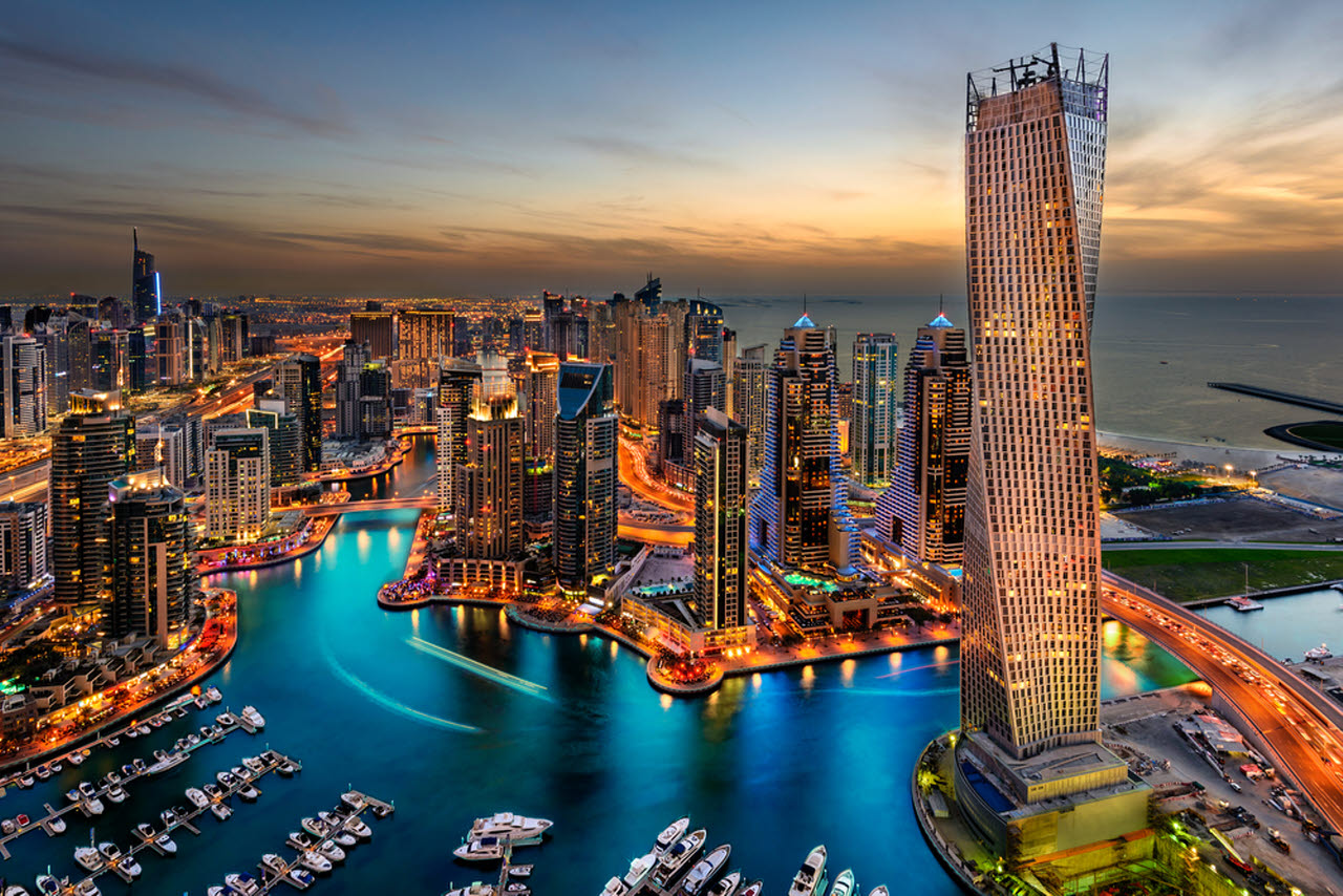 Dubai-Marina-Skyline-UAE-MENA-Shutterstock