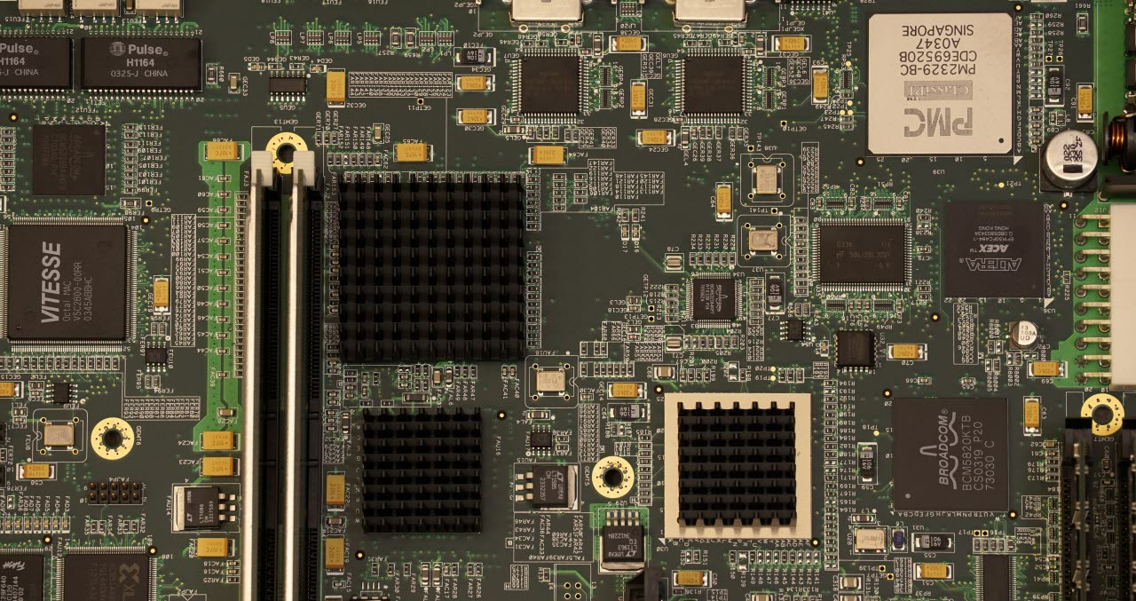 picture of a circuitboard