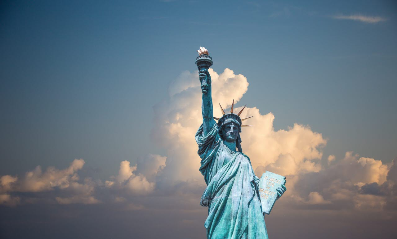 New York, Lady Liberty, 091018, mb