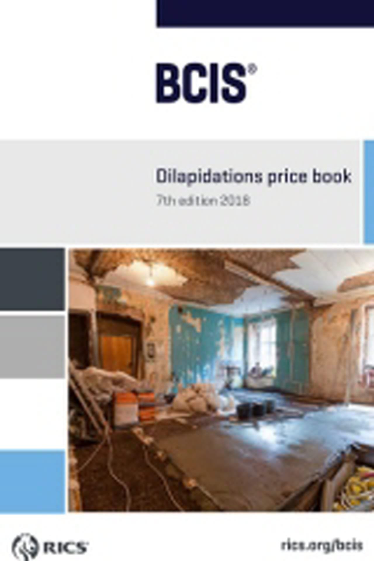BCIS Dilapidations Price Book