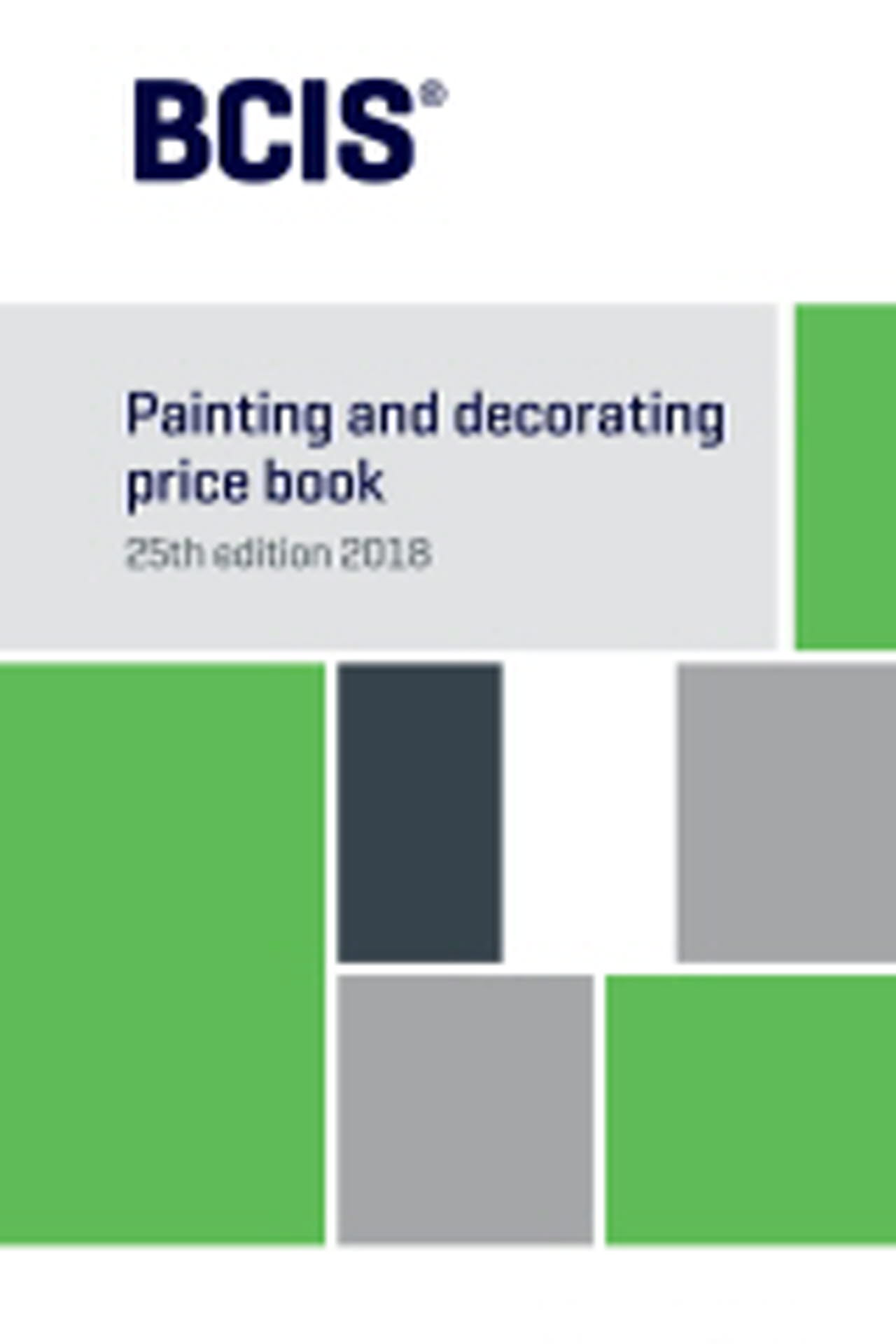 Painting and Decorating Price Book