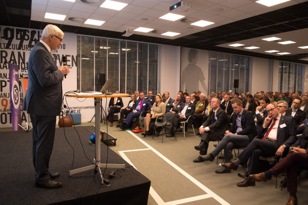 RICS President addresses Dutch members