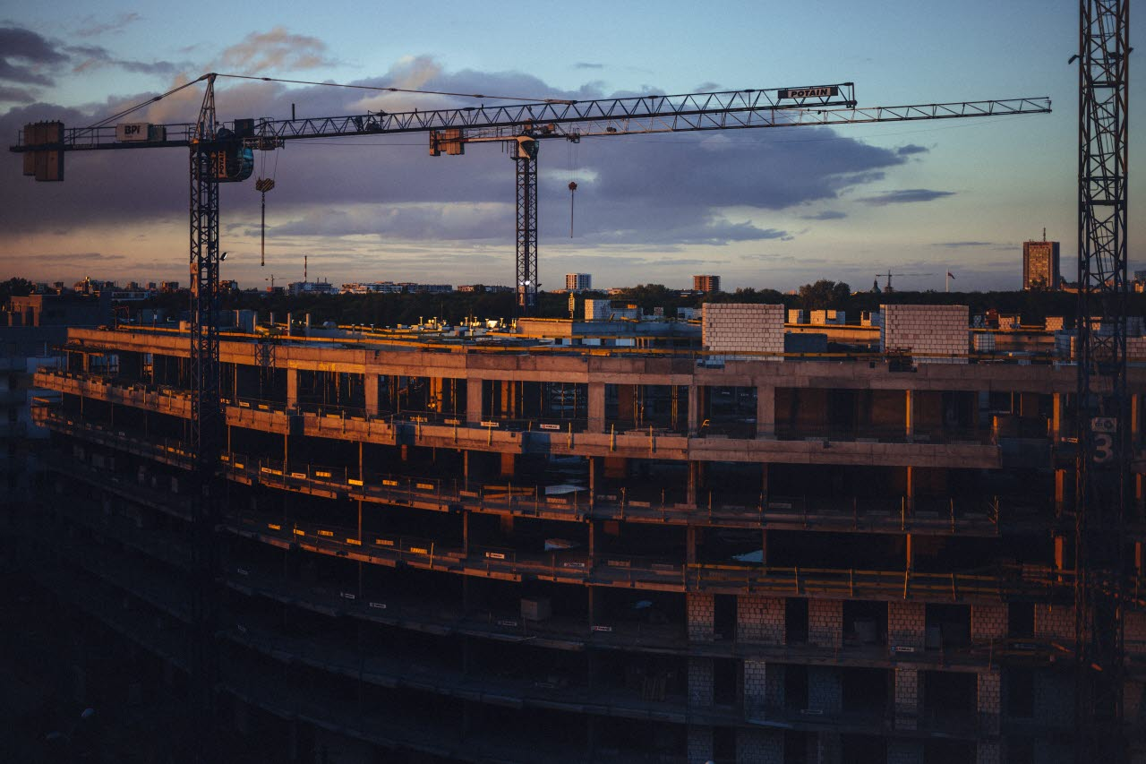 CONSTRUCTION SITE, SKYLINE, RICS, SB, 310118
