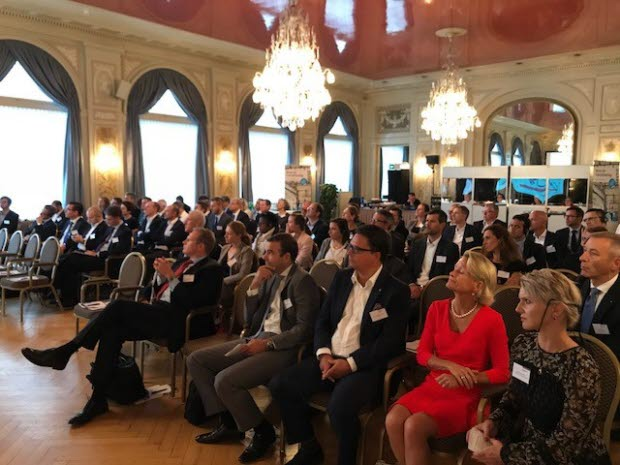 Audience at RICS in Switzerland's annual meeting