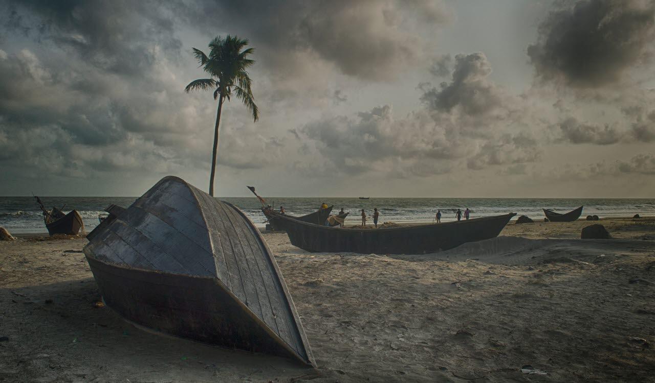 Bangladesh beach