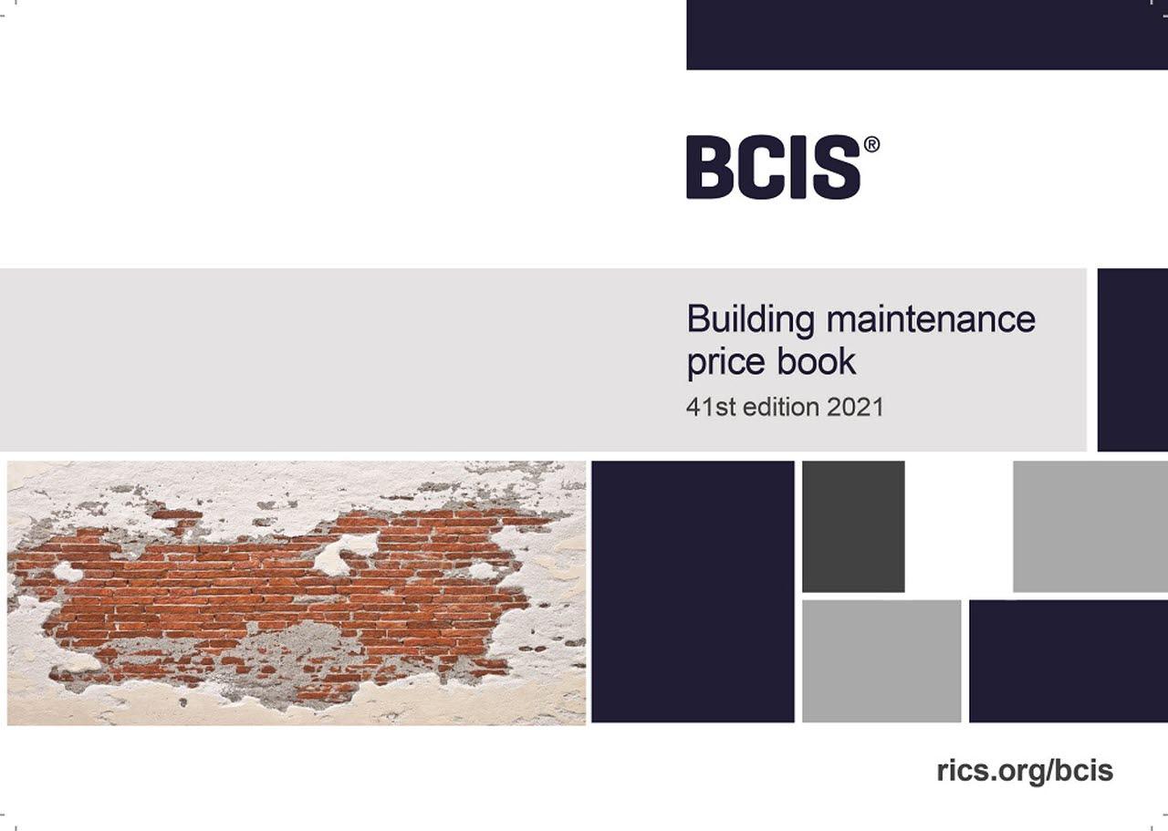 Building Maintenance price book 2021