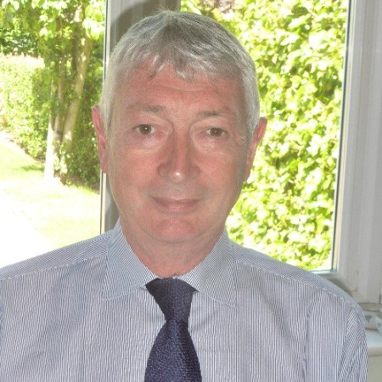 Richard Gunning headshot