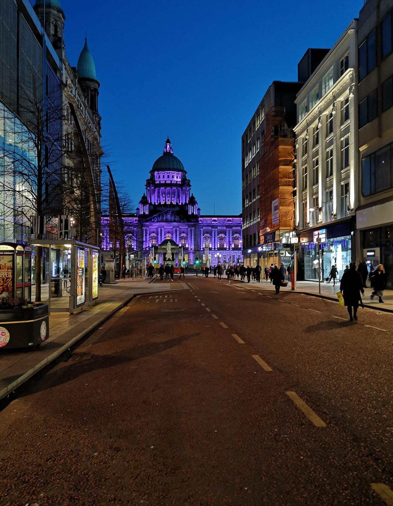 Belfast City Hall-Pledge150