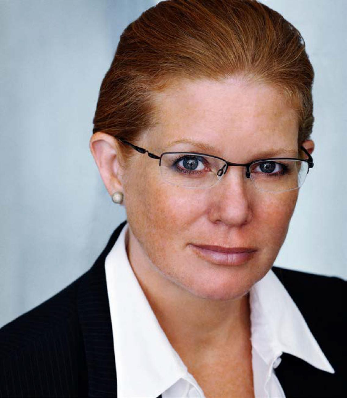Ann Gray headshot