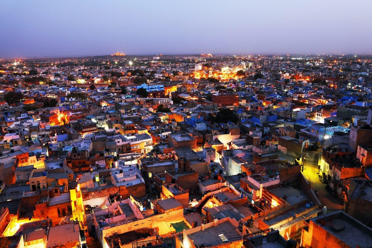 Jodhpur-Rajasthan-India-Shutterstock