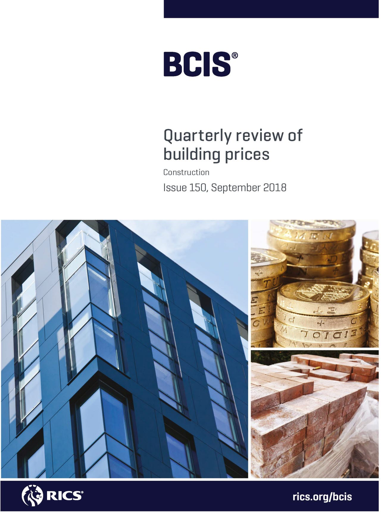 BCIS Quarterly Review of Building Prices