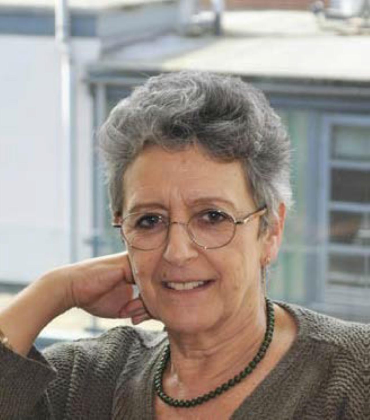 Dame Janet Paraskeva headshot