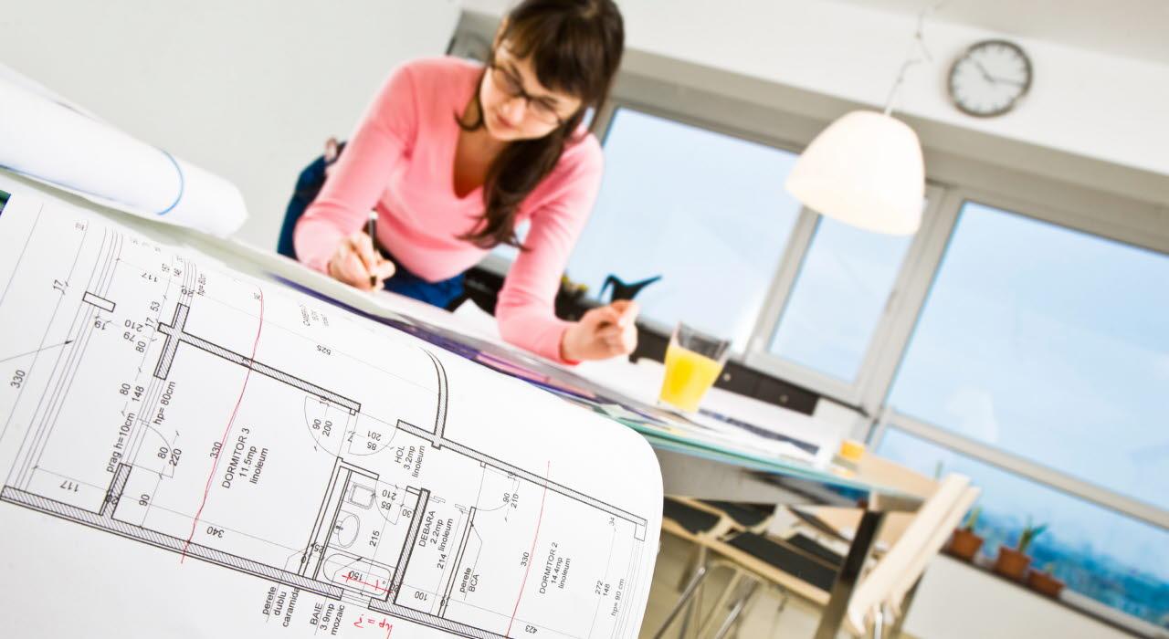 construction, female, plan, RICS, 230118, SB