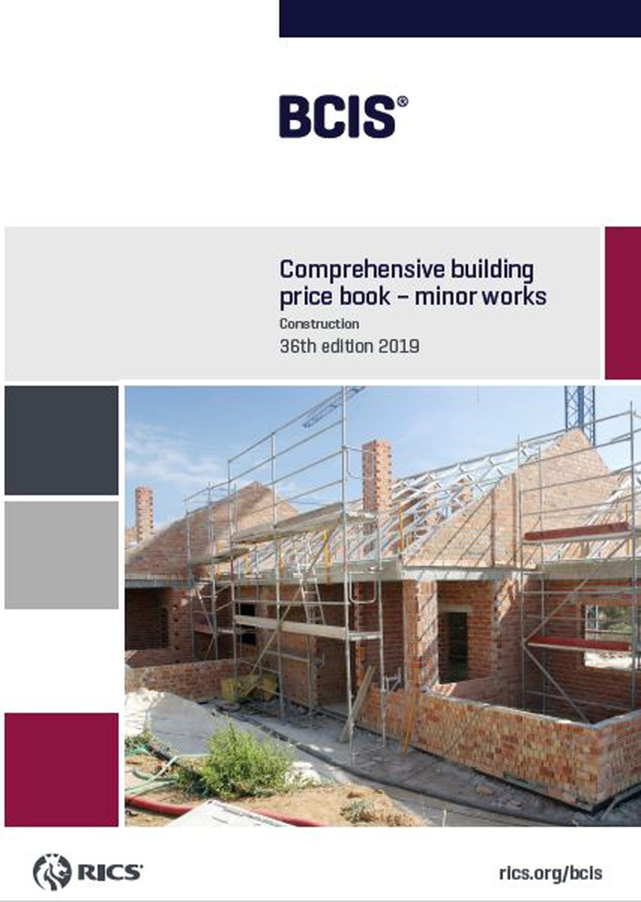 BCIS Comprehensive Building Price Book