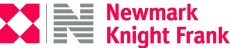 Newmark, Knight Frank, logo, not for commercial use