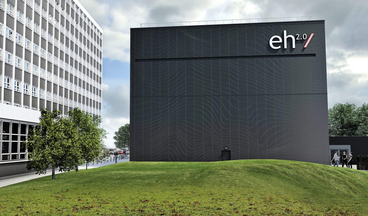 Salford University energy efficiency house