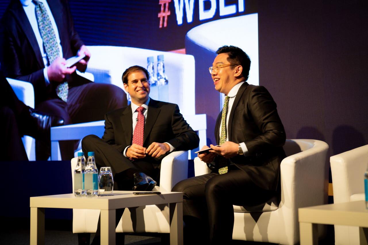 WBEF image panel speakers