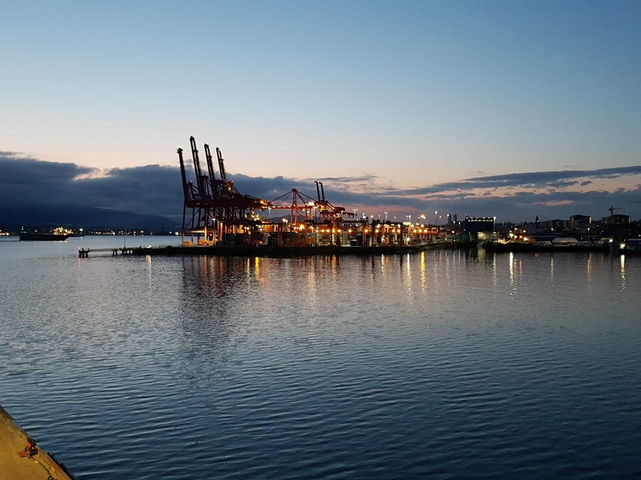 Vancouver Port 1