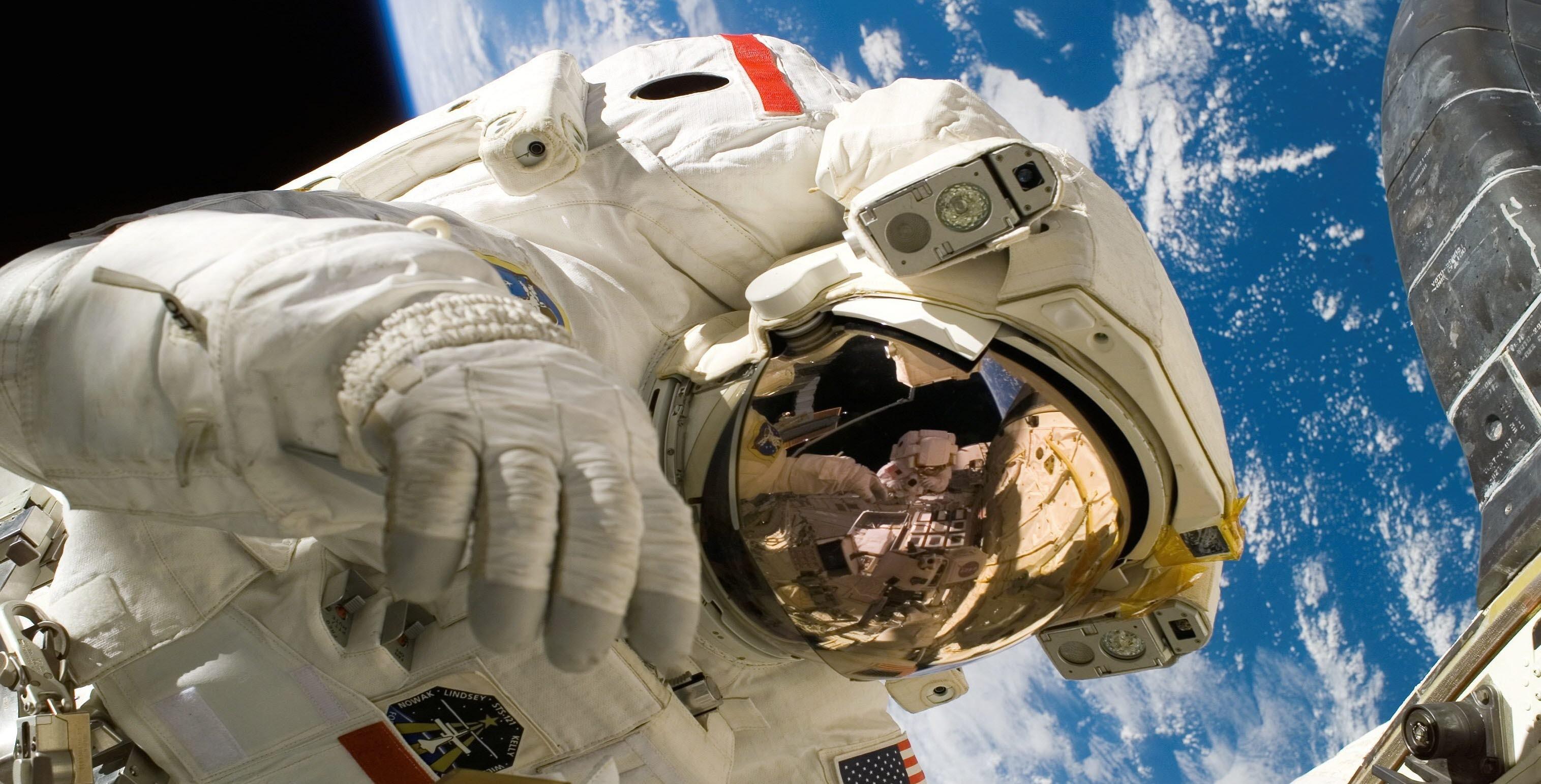 Space, Astronaut, Astronomy