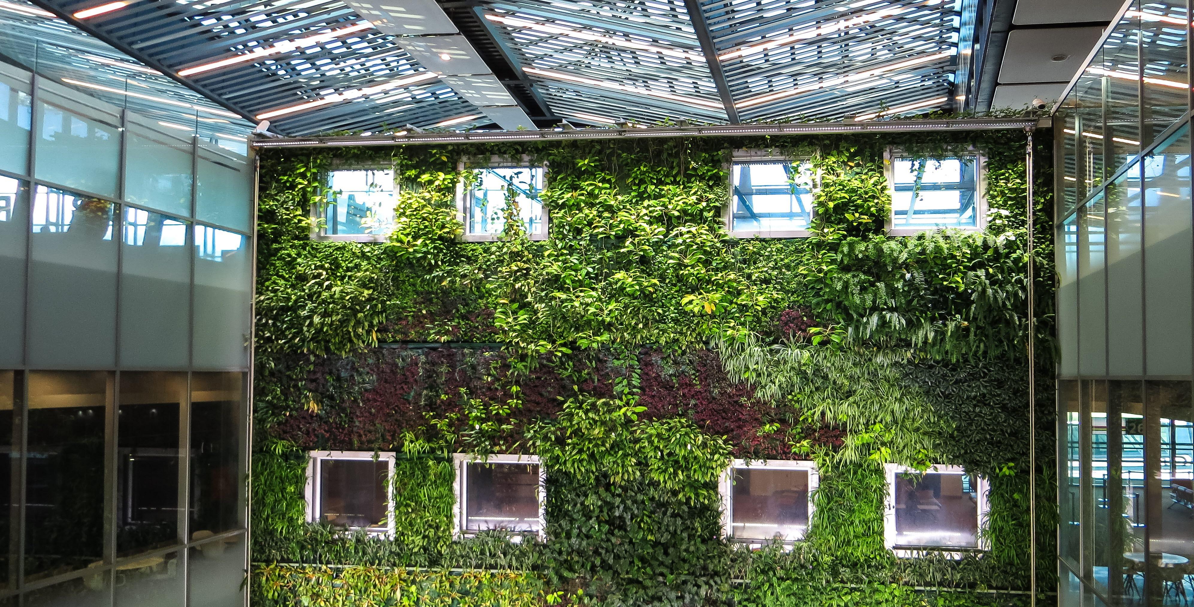architectural-design-green
