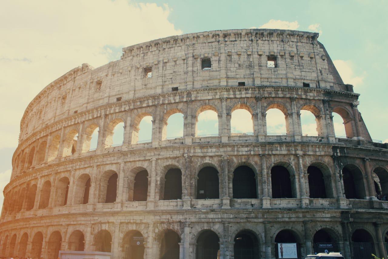 Rome, Colosseum, Pexels, 060718, mb