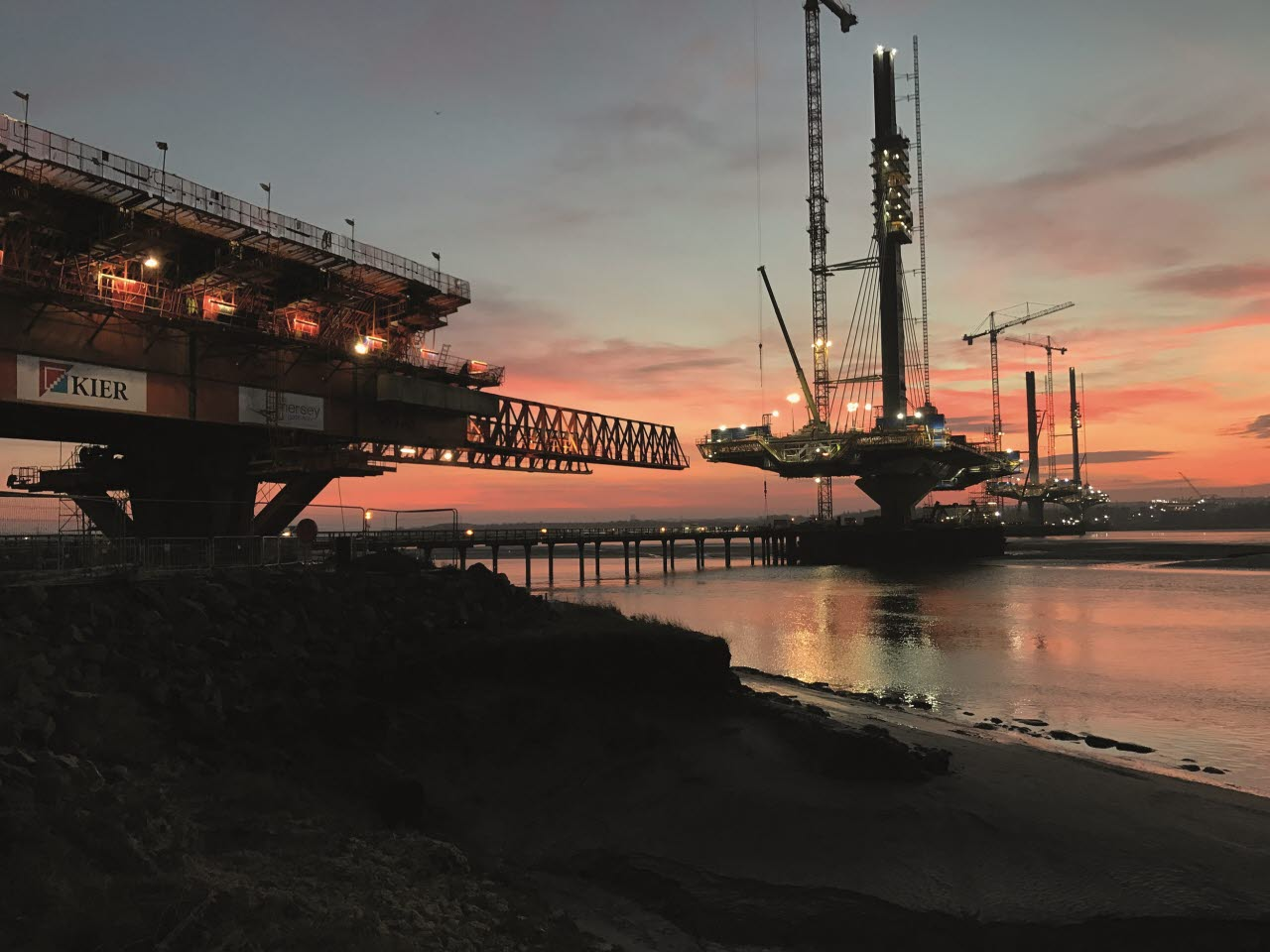 Mersey Gateway Bridge, RICS Awards