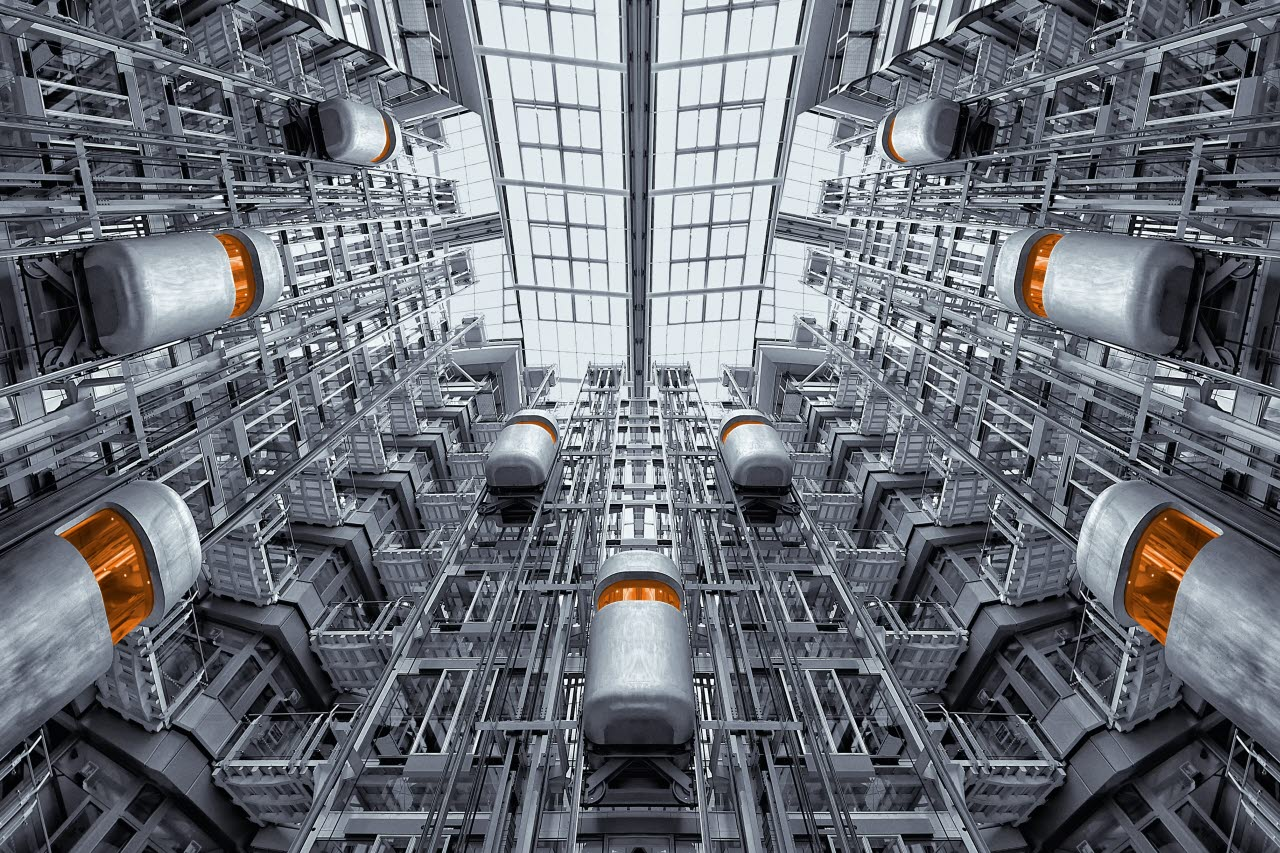 Architecture Berlin Building