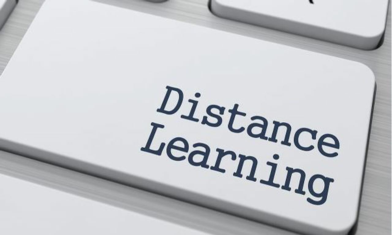 Distance learning promo NL