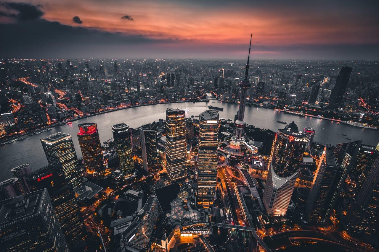 shanghai landscape-unsplash