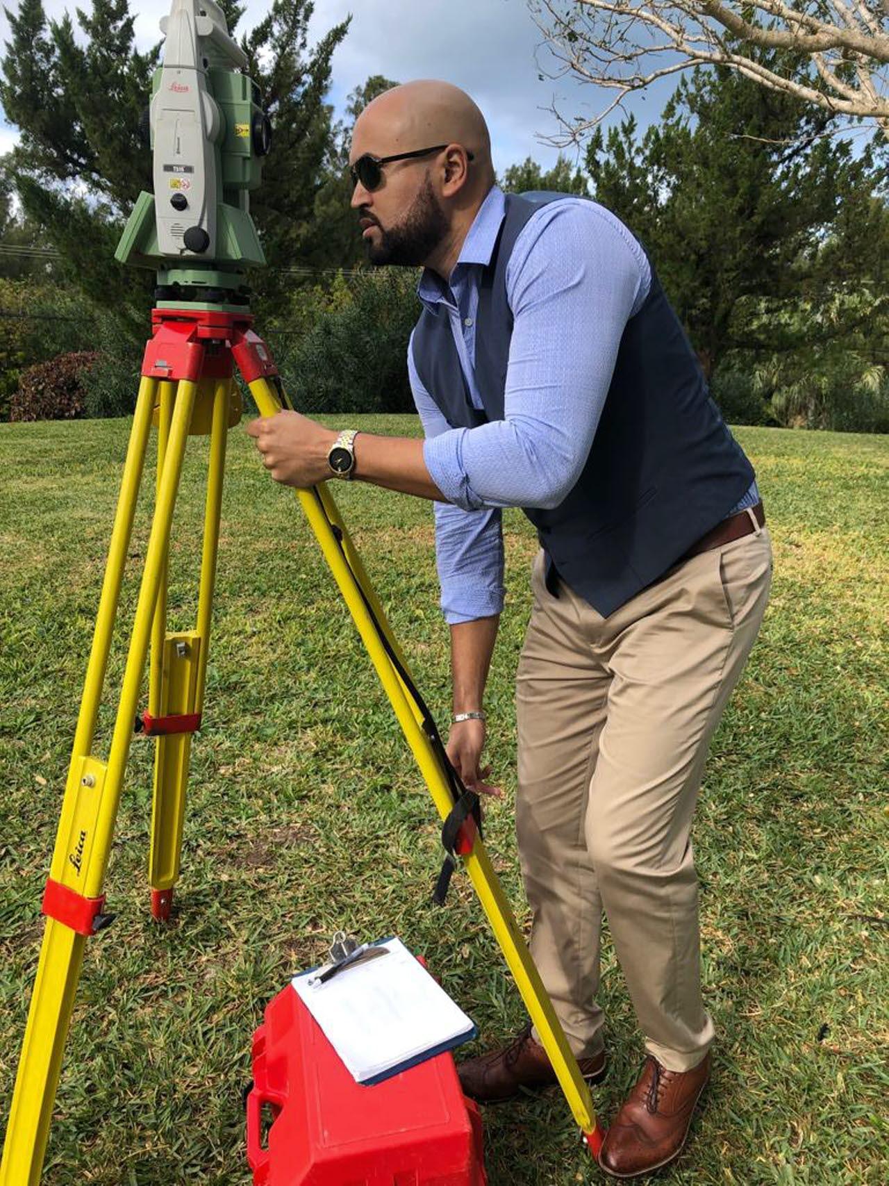 Shane Mcilwain - topography survey 2019