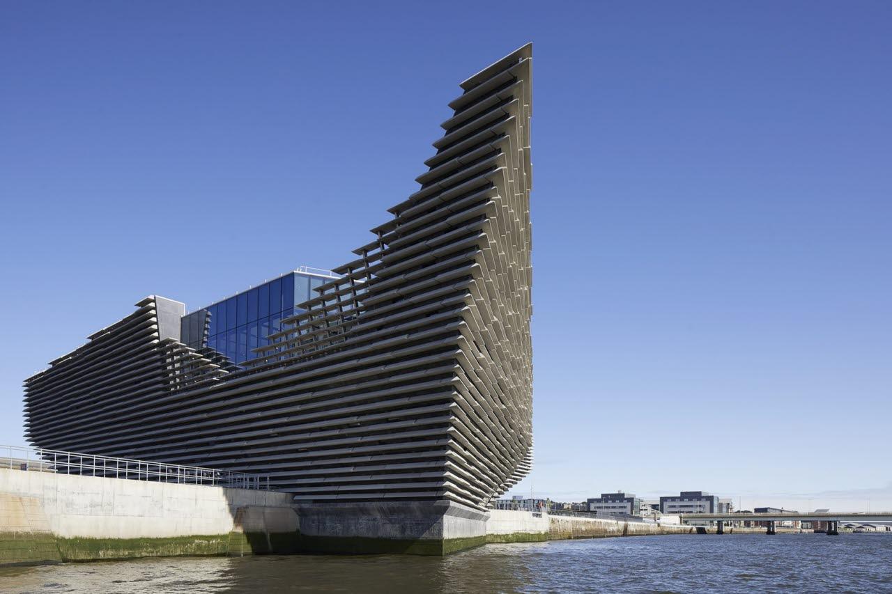 Scotland - Tourism & Leisure - V&A Dundee