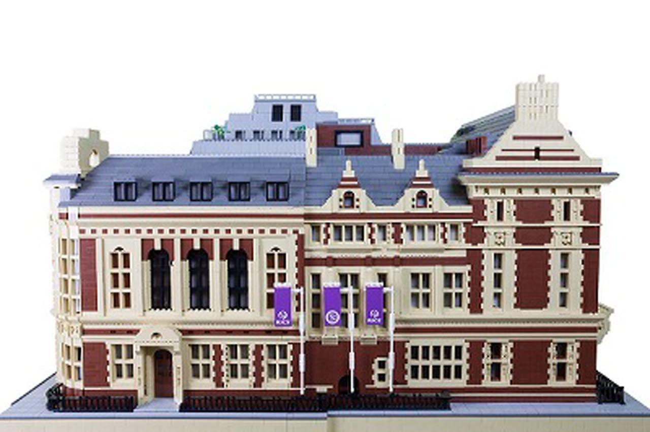 Lego, RICS, HQ, 310118, MB