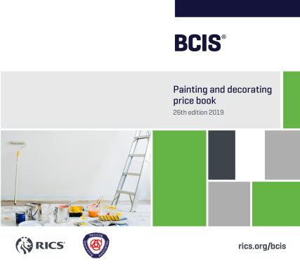 BCIS Price Books 2018 / 2019