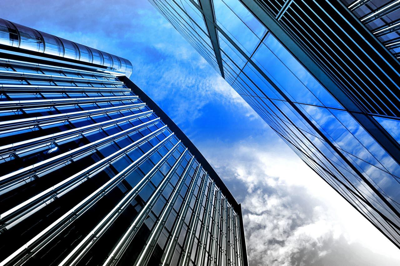 skyline, building,