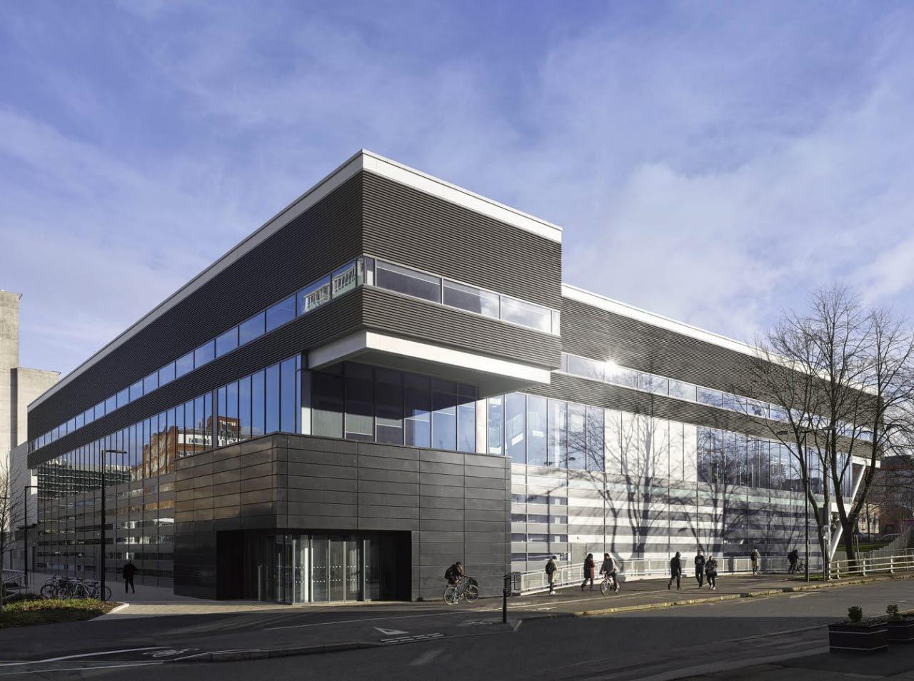 Graphene Engineering Innovation Centre-RICS