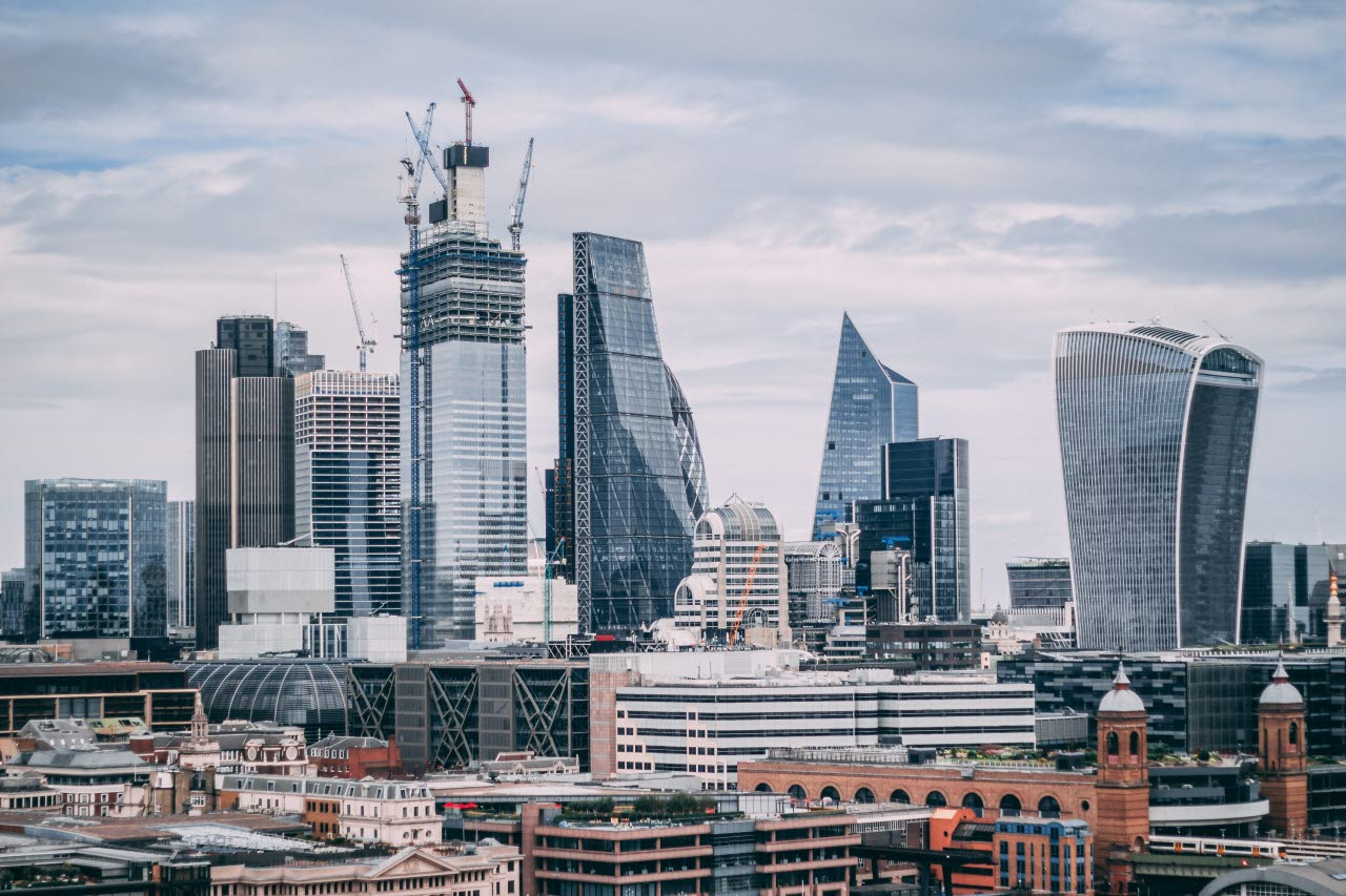 London-city skyline-unsplash