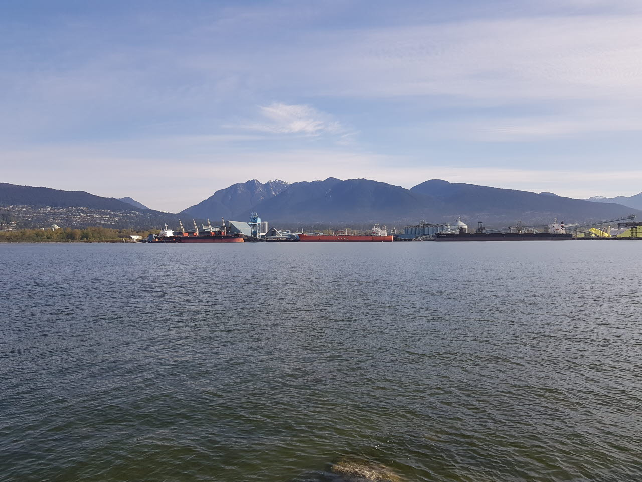 Vancouver Port 3