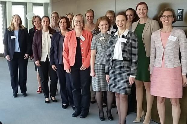 RICS Woman's Roundtable Köln Oppenhoff
