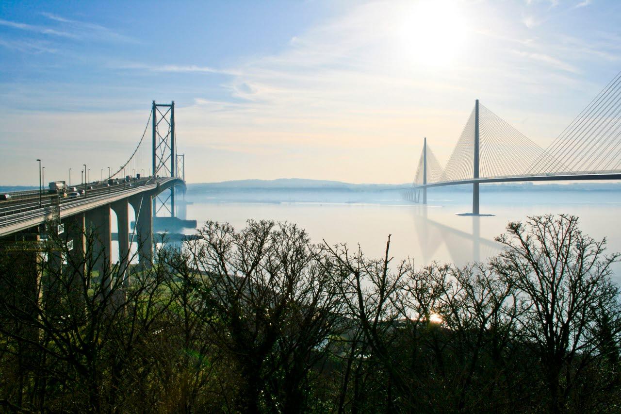 Scotland - Infrastructure - Queensferry Crossing